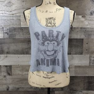 Muppets Party Animal Tank Size Small